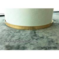 Wholesale Bendable / Curved Commercial Skirting Aluminium For Columns Of Large Building from china suppliers