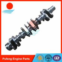 Wholesale crankshaft for Komatsu, one year warranty forged crankshaft 6D125 6151-31-1110 6151-35-1010 for PC400-6 bulldozer from china suppliers
