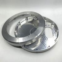 Buy cheap Anti Corrosion Aluminum Machining Service CNC Milling Turning 0.01mm Tolerance from wholesalers