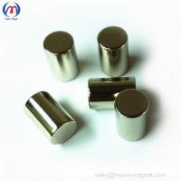 Small cylinder magnets NdFeB magnets for sale