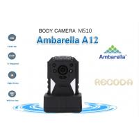 Best Police Wearable 4G Body Camera Night Vision Camera With WIFI GPS wholesale