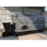 China Reliable Coal Fired Steam Boiler 6t/H Capacity Pulverized Coal Fired Boiler for sale