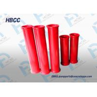 China DN125 twin wall concrete pump Pipe on sale