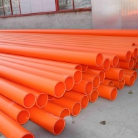 Wholesale 0.6MPa PVC DN250mm Underground Electrical Conduit Pipe from china suppliers