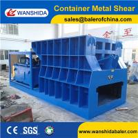 Best China Wanshida Factory Produce Scrap Container Shears wholesale