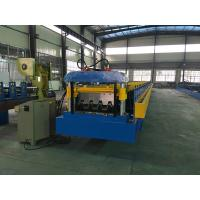 Wholesale 30 Stations Gi Sheet Metal Roll Forming Machines With 10T Hydraulic Decoiler from china suppliers