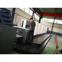 Multicolor Roll To Roll Offset Printing Machine / Roll To Roll Paper Printing Machine for sale