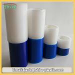 China PE No Glue Pure Electrostatic Protective Film For Glass Windows Eco Friendly for sale