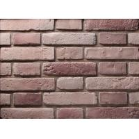 Wholesale Old Style And Antique Texture Thin Veneer Brick For Wall Decoration , Mixed Sizes Clay from china suppliers