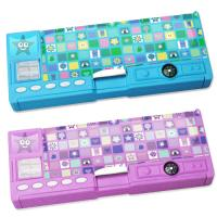Wholesale Multifunctional Cool Custom Pencil Cases OEM / ODM For Kids from china suppliers