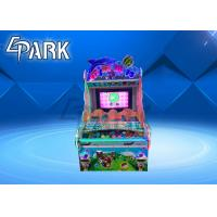 China Happy Pitching Ball Children 'S Video Game Machine Large Touch Screen for sale