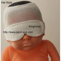 Quality Hat Style Neonatal Phototherapy Eye Mask L S M Size Soft Touch Single Use for sale