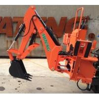 WM Series Backhoe with CE for Small Tractor, differ colour can be requested, have WM6600-7600-8600 for your choose