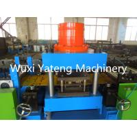 Best Forged Steel Structure Highway Guardrail Roll Forming Machine Professional Design wholesale