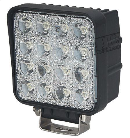 Quality Brand new LED blue sprayer work light for irrigation 10 - 60VDC 48W  heavy duty work light for sale