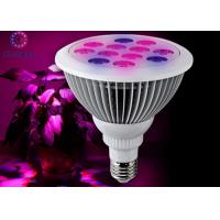 Wholesale 12 Watt Greenhouse LED Grow Lights Aluminum 1000LM 90V-265V E27 High Efficiency from china suppliers