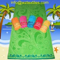 Wholesale 10% Cotton Beach Towels from china suppliers