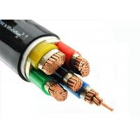 Wholesale Cu - Conductor 5 Core Heat Resistant Cable, LSZH Power Cables Unarmoured from china suppliers