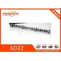 Wholesale 6D22 6D22T Engine Camshaft For Mitsubishi Diesel Engine Parts ME051209 from china suppliers