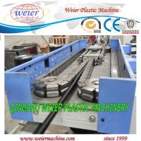 Wholesale 6-50mm diameter of plastic single wall PP PE PA corrugated pipe machinery with CE SGS from china suppliers