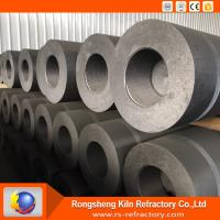 Buy cheap UHP Grade Graphite Electrode With High Density For Steel Plant from wholesalers
