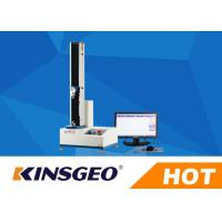 Wholesale High Precision Peel / Release Strength Tester With Metal / Rubber from china suppliers