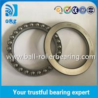 Wholesale 51118 Single Direction Thrust Ball Bearing With Seat Washers from china suppliers