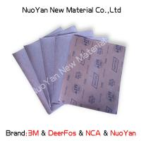 Wholesale Metal 1000 Grit Wet Or Dry Sandpaper Aluminium Oxide  Silicon Carbide Coated from china suppliers