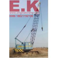 China 40ton crawler crane Lattice boom crawler crane P&H Japanese brand Good condition cheap pri on sale