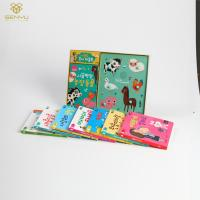 China Paperboard Custom Printed Booklets CMYK Printing For Education Teaching for sale