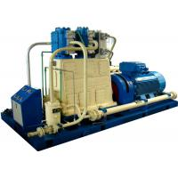 China High Capacity CNG Gas Compressor Reciprocating Piston Industrial Gas Compressor on sale