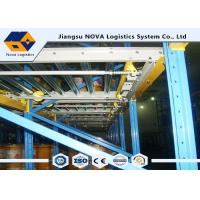 Wholesale Large Capacity Gravity Flow Pallet Rack , ISO Rolling Tire Storage Rack  from china suppliers