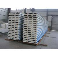 Wholesale Sandwich Panel Corrugated Steel Sheets Color Customized 40 - 180g Zinc from china suppliers
