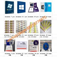 China Original Microsoft Windows 10 Activation Code Professional Operating System Software on sale