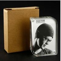 Wholesale Standing 5x7 clear acrylic frames,5x7 clear acrylic frames,acrylic picture frames 5x7 from china suppliers