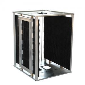Screw Adjustable SMT PCB ESD Magazine Rack , Precision ESD Storage Racks ML-7064