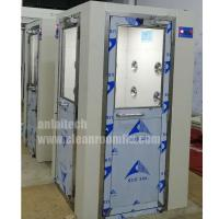 China Infrared induction Air shower With Door Interlock for sale