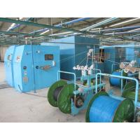 Wholesale Touch Screen Interface Copper Wire Twisting Machine , Cable Wire Buncher Machine from china suppliers