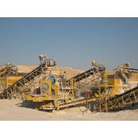 Wholesale Portable type mobile crushing plant from china suppliers