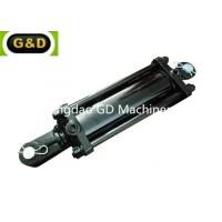 Wholesale Double Oil Port Tie Rod Hydraulic Cylinder HTR2524 for Auto Hoist from china suppliers