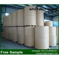 China art paper couche paper for sale