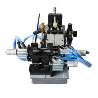 220 V 10 MM Jacket Electric Cable Stripping Machine Double Power Double Cylinder