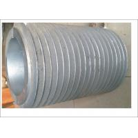 6000 W Cast Aluminum Heater Band Air Cooled For Plastic Extruder Machine
