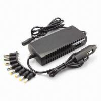 Wholesale 120W Universal Car Charge with input DC 11 to 16V output DC 15 to 24V Adapter USB Port, 5V/1A from china suppliers