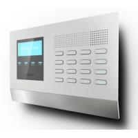 LCD Ultra - Thin GsmSecurity Alarm System AAA NI-HI Battery Home Use