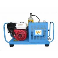 Wholesale 21CFM 20HP Portable Scuba Air Compressors , Gas Driven Compressor from china suppliers