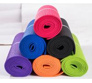 Yoga & Pilate Type High DensityECO PVC cheap  yoga mats.single layer  yoga mat