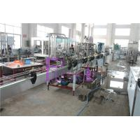 Wholesale 2000BPH Carbonated Beverage Filling And Capping Machines Electric Bottle Beer Filling Line from china suppliers
