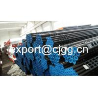 Best St45.8 Hot Rolled Black Steel Round Mechanical Tubing For Boiler Industry wholesale