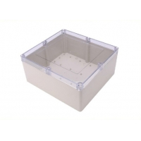 Wholesale Electronic Project 300*280*140mm Clear Lid Enclosures from china suppliers